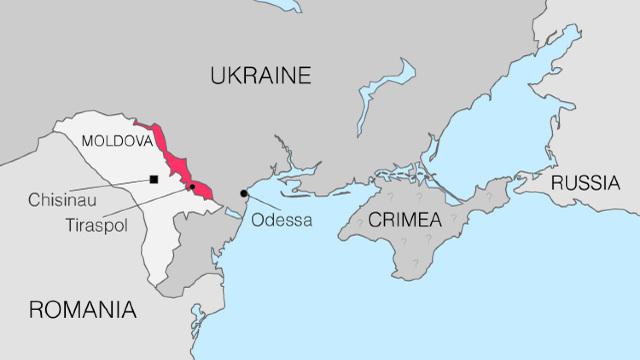 Rusia folosește Transnistria pentru a exporta în UE, în pofida sancțiunilor   Deputat ucrainean