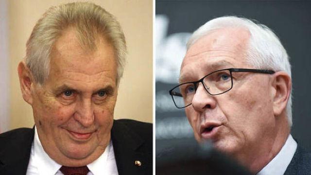 În Cehia au loc alegeri prezidenţiale