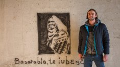 CHIȘINĂU 581 | Radu Dumbravă, artistul care schimbă aspectul Chișinăului