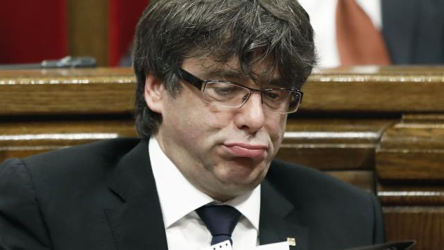 Parlamentul catalan va sesiza CEDO pentru ca Puigdemont să poată fi reînvestit în fruntea executivului regional