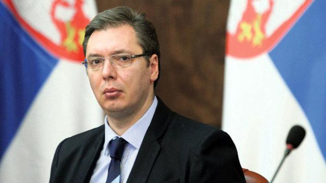 Președintele Serbiei: În ciuda tuturor lucrurilor, Serbia continuă să fie pentru UE