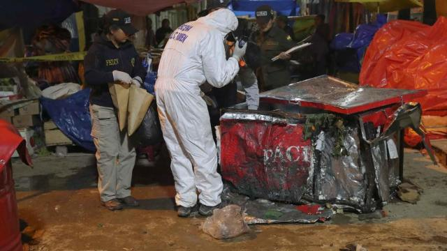 Bolivia   Cel puţin 40 de morţi şi peste 100 de răniţi la carnavalul din Oruro