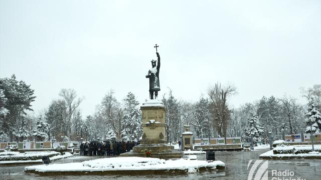 METEO | Cod galben de ninsori şi lapoviţă pe teritoriul R.Moldova (FOTO)
