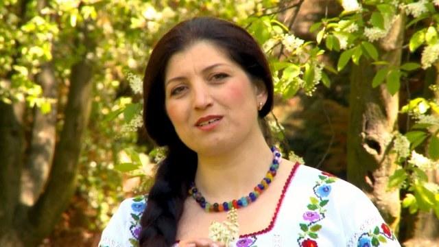 Dor de izvor | Viorica Cheptănaru cu discipolii săi, la Radio Chișinău