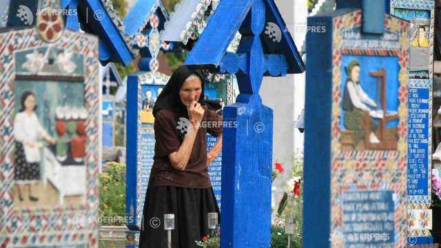 Maramureş | Cimitirul Vesel, Mănăstirea Bârsana şi Memorialul de la Sighet, vizitate de zeci de mii de turişti în 2017