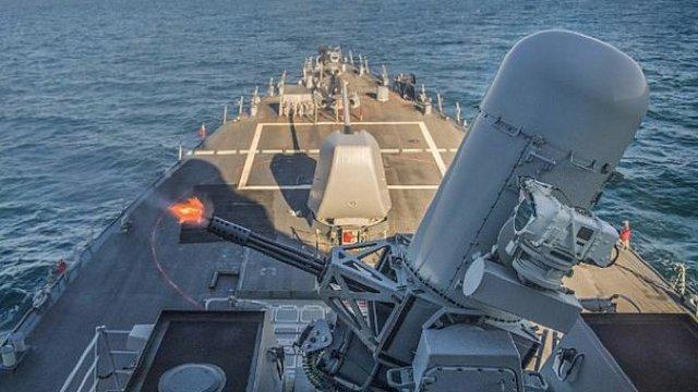 Nave NATO, inclusiv din România, desfășoară manevre în Marea Neagră, pentru apărarea suveranității naționale