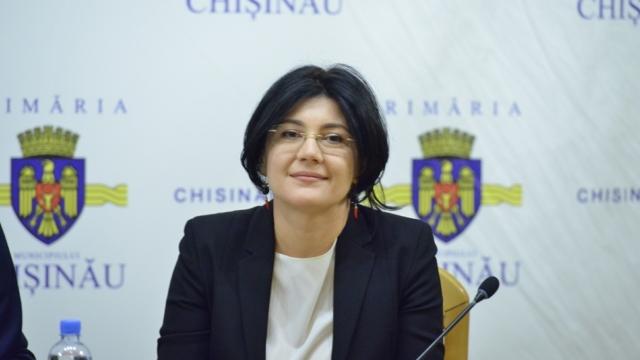 Silvia Radu intră oficial în cursa electorală