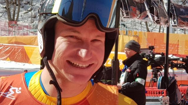 JO 2018 | Christopher Hörl, locul 41 în proba de coborâre a combinatei de schi alpin
