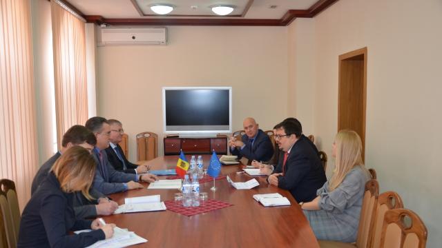 R.Moldova va continua, cu suportul Uniunii Europene, să modernizeze infrastructura posturilor vamale