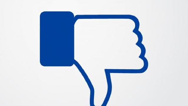 """Facebook testează funcția """"disLike"""", însă numai pentru comentarii"""
