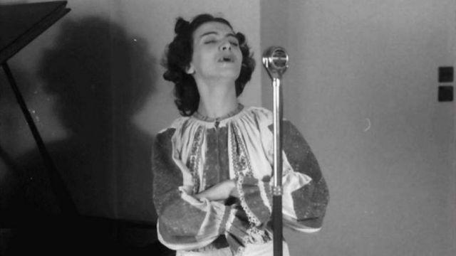 PORTRET | Maria Tănase – un fenomen unic în muzica românească. Debutul la radio și dragostea pentru Brâncuși