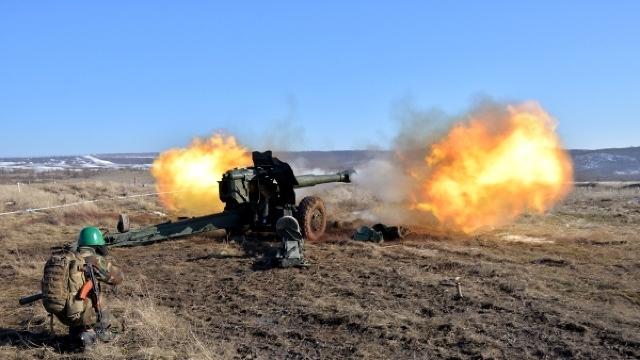 FOTO / VIDEO | Trageri de luptă în garnizoana Cahul