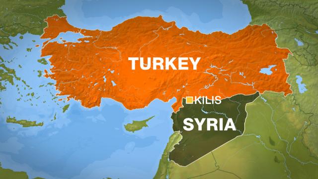 Guvernul sirian califică ofensiva Turciei în nordul Siriei drept