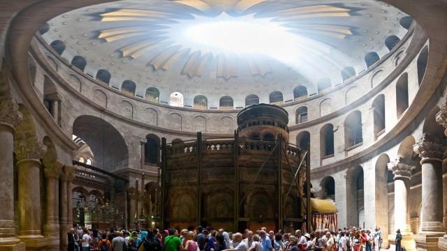 Sfântul Mormânt din Ierusalim a fost închis ca protest al ...