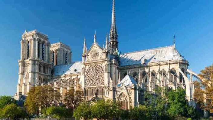 Ora de muzică | Notre-Dame de Paris, partea a patra.