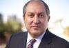 Președintele armean intenționează să se întâlnească cu șeful Statului Major al Armatei Armene