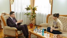 INTERVIU | Tudor Ulianovschi: R. Moldova a îndeplinit condițiile necesare pentru a primi prima tranșă a asistenței macrofinanciare din partea UE