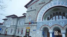 Kazahii au livrat cele 12 locomotive americane pentru Calea Ferată din Moldova (Mold-street)