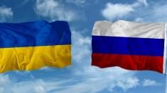 Miting în centrul Kievului, înaintea reuniunii