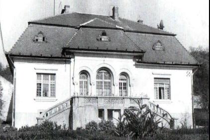 Primul studio al Radio Cluj – 1954