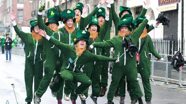 Ziua Sfântului Patrick - Sărbătoarea naţională a Republicii Irlanda | DOCUMENTAR