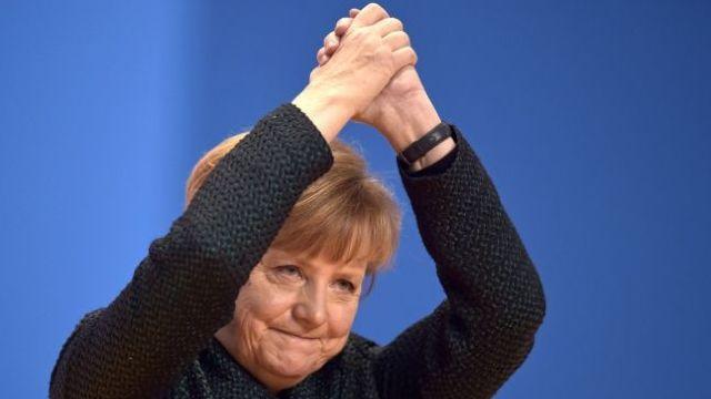 Angela Merkel a fost aleasă  pentru a patra oară cancelar al Germaniei