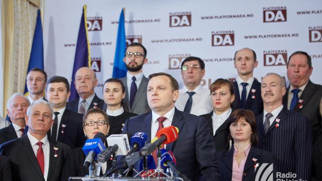 Andrei Năstase nu crede în intențiile PD pentru un candidat comun