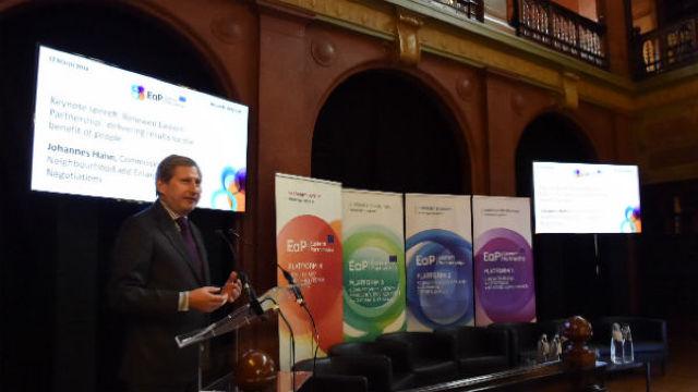 Noul cadru de cooperare cu Parteneriatul Estic a fost lansat la Bruxelles