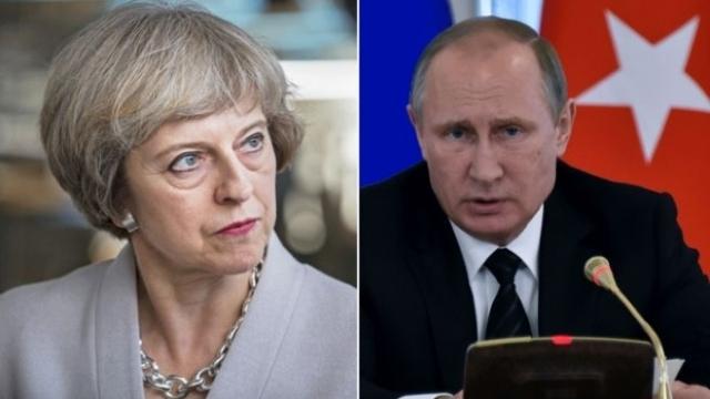 Război diplomatic   Marea Britanie expulzează 23 de diplomaţi ruşi
