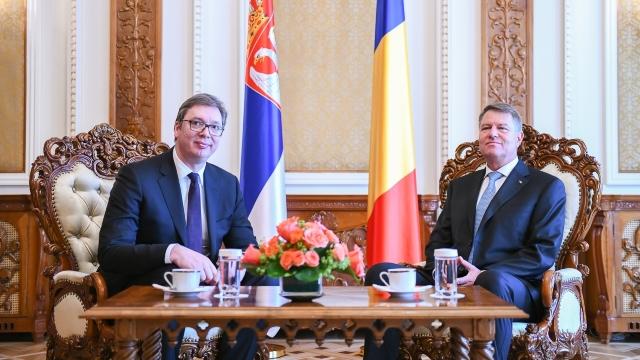 Președintele Serbiei consideră că perioada în care România va prezida UE va fi decisivă pentru țara sa