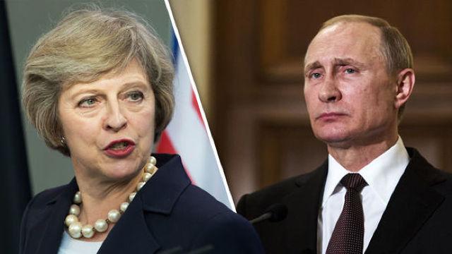 Theresa May va prezenta decizia guvernului britanic privind sanțiunile impuse Rusiei