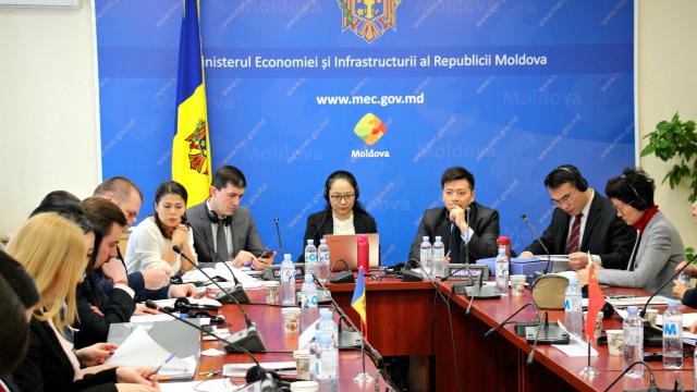 Autoritățile din R.Moldova și din China au demarat negocierile privind semnarea Acordului de Liber Schimb