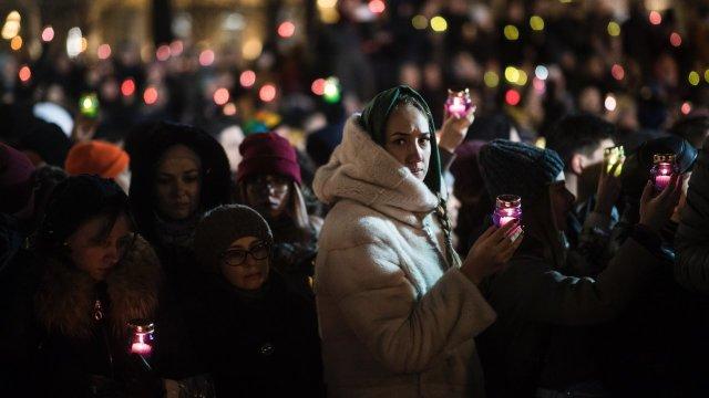 VIDEO | Proteste în Rusia față de modul în care autoritățile au gestionat tragedia din Kemerovo