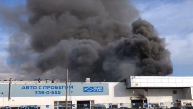 Numărul inculpaţilor în cazul incendiului de la centrul comercial din Kemerovo va creşte