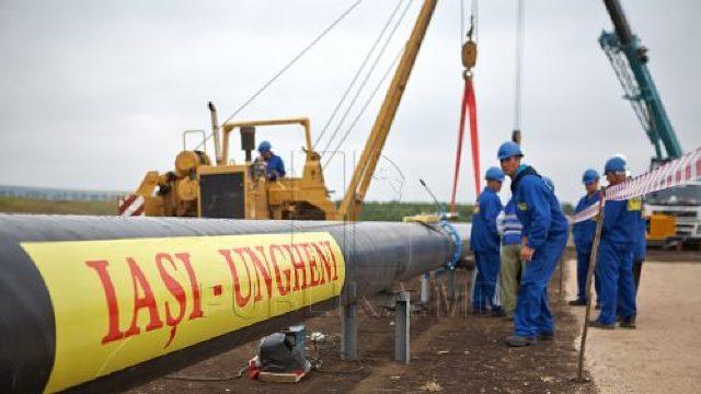 Imobilele de pe direcția gazoductului Ungheni-Chișinău vor fi expropriate, iar deținătorii acestora vor primi despăgubiri