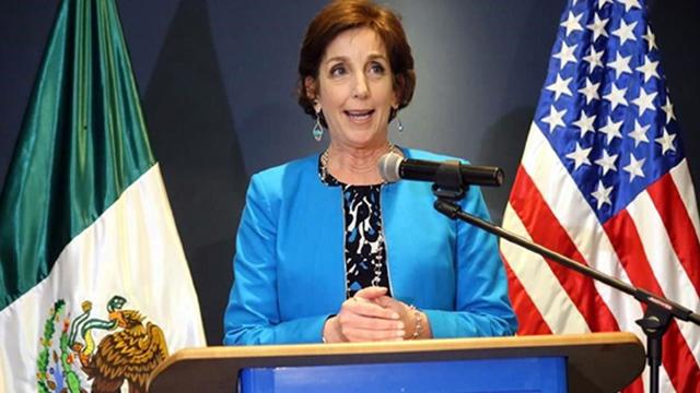 Ambasadoarea SUA în Mexic părăsește administrația americană