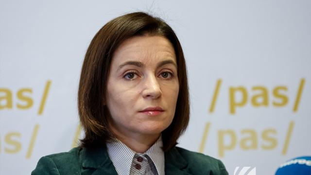 Maia Sandu: Le-am cerut instituțiilor europene să facă presiuni pe guvernare să asigure alegeri libere și corecte
