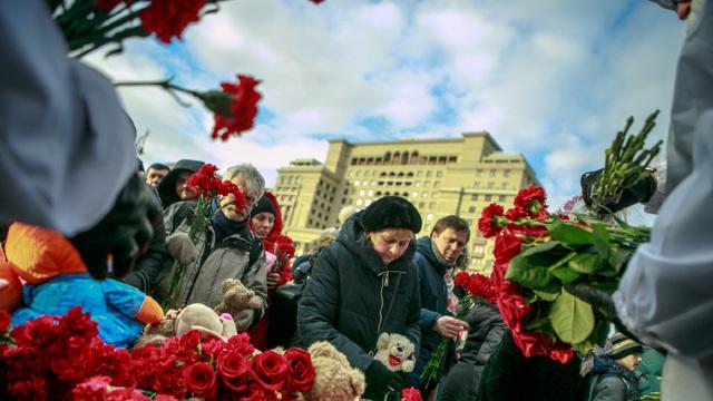 În Rusia este zi de doliu naţional