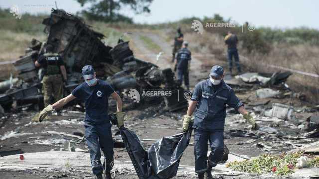 Zborul MH17 | Moscova l-a lăsat pe un suspect să revină în estul Ucrainei, susțin autoritățile olandeze