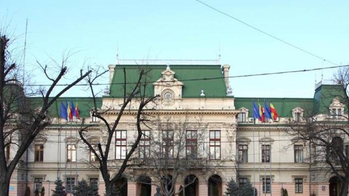 Primăria și Consiliul Local Iași a votat o declarație de Unire cu R.Moldova
