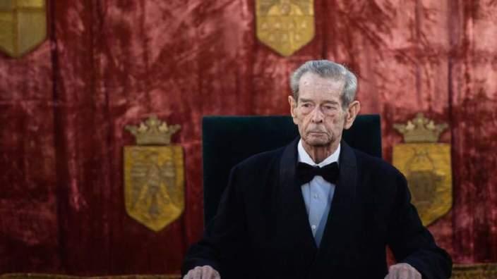 Un an de la moartea Regelui Mihai al României