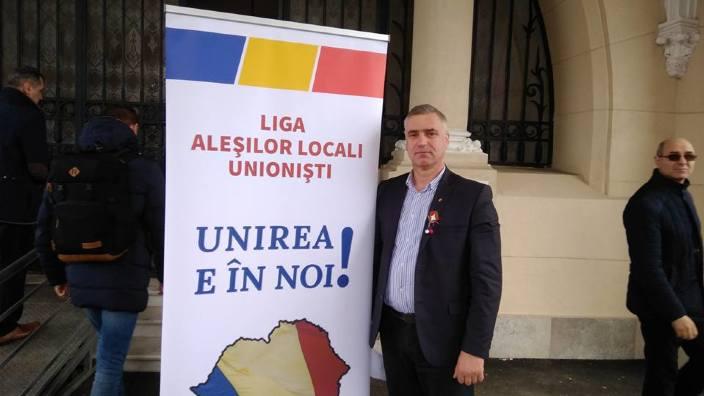 Interviu cu primarul comunei Parcova, care a votat prima declarație simbolică de unire cu România