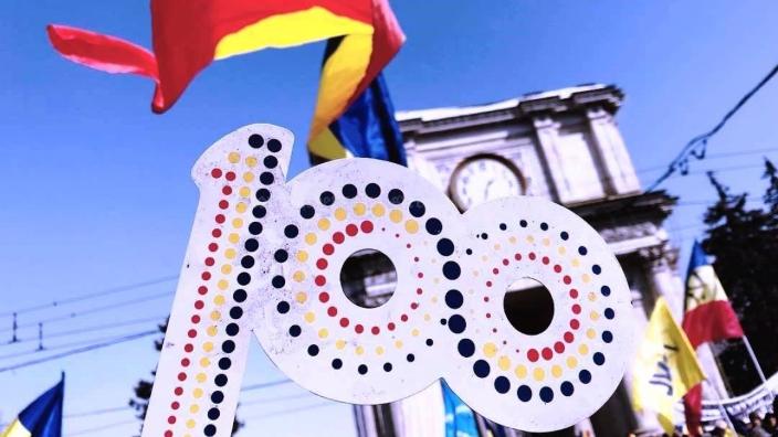 Au fost anunțate rezultatele sondajului privind Unirea R.Moldova cu România, realizat în municipiul Chișinău