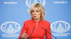 Reprezentanta Ministerului rus de Externe, Maria Zaharova| Chestiunea Transnistriei ține de dreptate istorică
