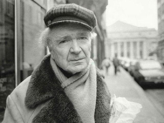 PORTRET   Emil Cioran – artistul seducţiei şi al paradoxului, om de o rarisimă fineţe şi inteligenţă
