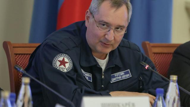 O nouă sfidare marca Rogozin | Rusia nu va admite retragerea trupelor sale din Transnistria
