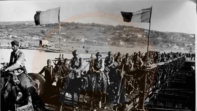 """Documentarul """"România în anii celui de-Al Doilea Război Mondial"""", în fiecare sâmbătă la TVR Moldova"""