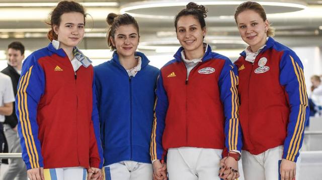 Scrimă | Prima medalie românească la Mondiale, la juniori, după 10 ani