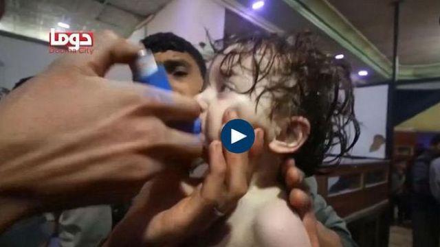 Franța cere o întrunire de urgență a Consiliului de Securitate al ONU, după atacul chimic din Siria | VIDEO