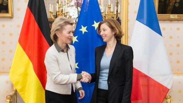 Franța și Germania au lansat proiectul viitorului avion de lupte